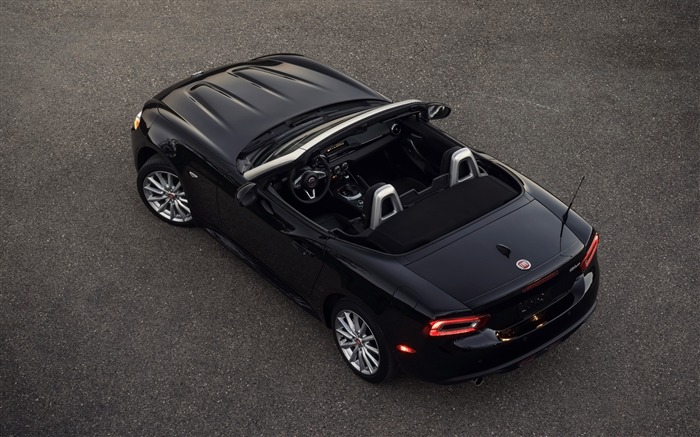 2017 Fiat 124 Spider Luxury Auto HD Wallpaper 05 Views:1977