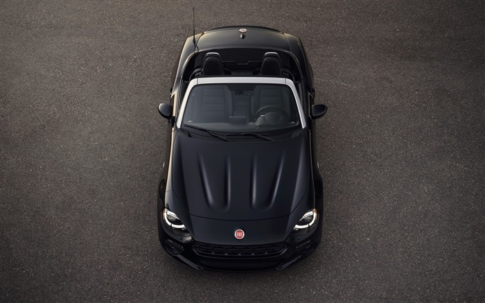2017 Fiat 124 Spider Luxury Auto HD Wallpaper 06 Views:1915
