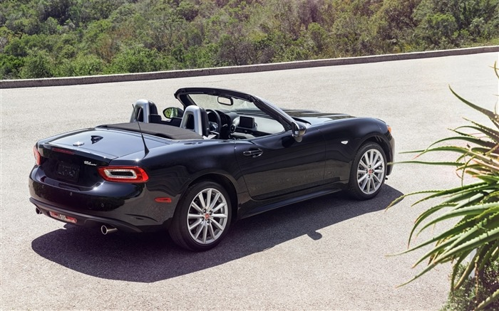 2017 Fiat 124 Spider Luxury Auto HD Wallpaper 07 Views:1955