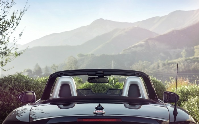 2017 Fiat 124 Spider Luxury Auto HD Wallpaper 31 Views:1412