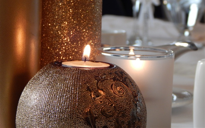 Candle decoration glitter-High Quality HD Wallpaper Views:1777