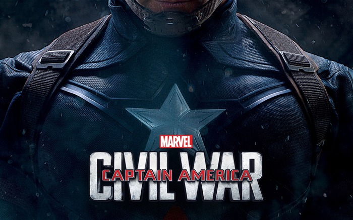 Captain America Civil War 2016 Movies HD Wallpaper Views:22745