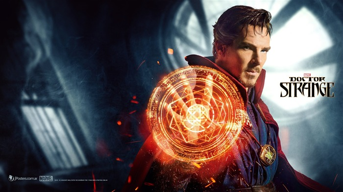 Doctor Strange 2016-Movie Posters Wallpaper Views:2936