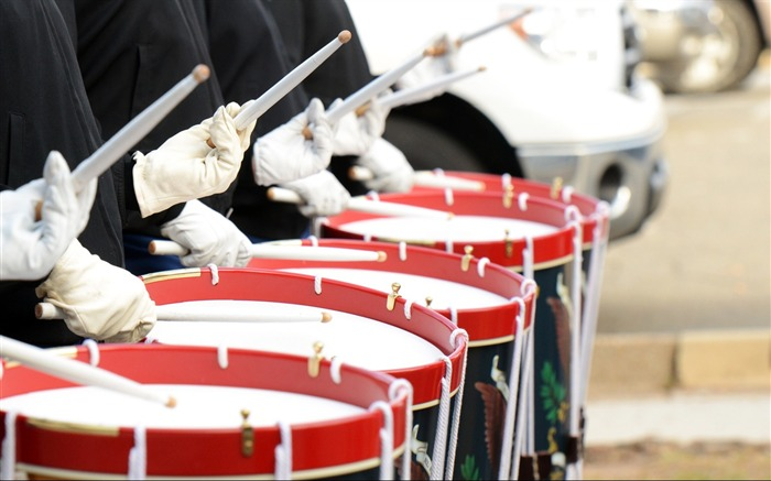 Drums percussion instruments-High Quality HD Wallpaper Views:1237