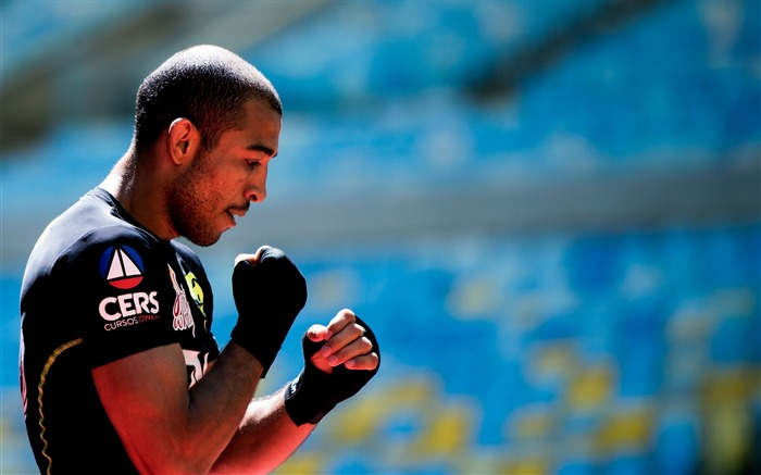 Jose aldo mma fighter-High Quality HD Wallpaper Views:1855