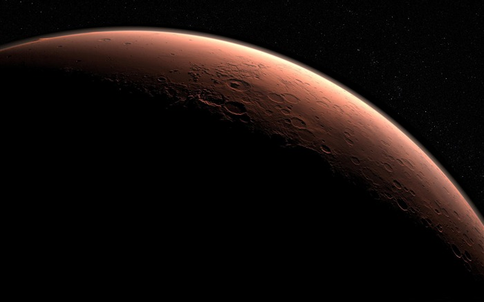 Mars Space Planet-Universe HD Wallpaper Views:6786 Date:1/16/2016 8:49:21 AM