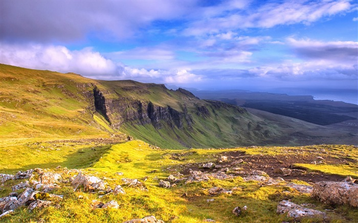 Scenery Amazing Scotland-Nature HD Wallpaper Views:1941