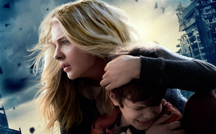 The 5th wave 2016-Movie Posters Wallpaper Views:1756