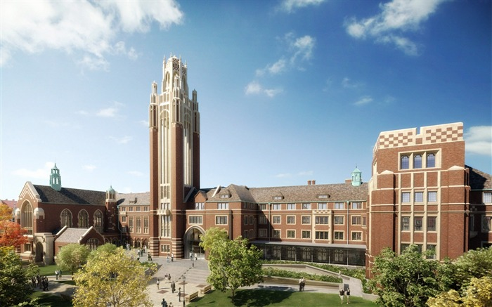 University of chicago illinois-Architectural HD Wallpapers Views:4766 Date:1/11/2016 6:24:36 AM