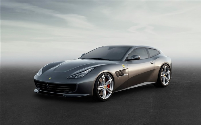 2016 Ferrari GTC 4 Lusso Auto HD Wallpaper Views:3730