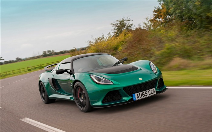 2016 Lotus Exige Sport 350-Luxury Car HD Wallpaper Views:2283