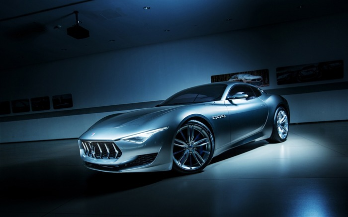 2016 Maserati Alfieri-Luxury Car HD Wallpaper Views:1865