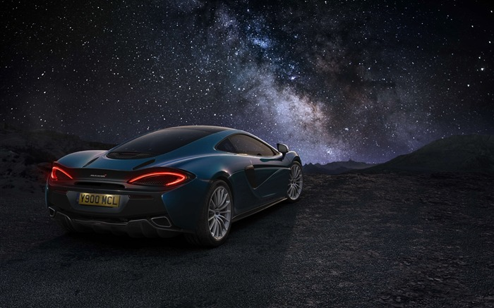 2016 McLaren 570GT-Luxury Car HD Wallpaper Views:2058