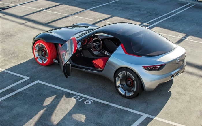 2016 Opel GT Concept Auto HD Wallpaper 01 Views:1377