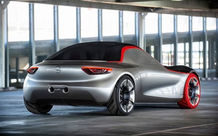 2016 Opel GT Concept Auto HD Wallpaper 02 Views:1253