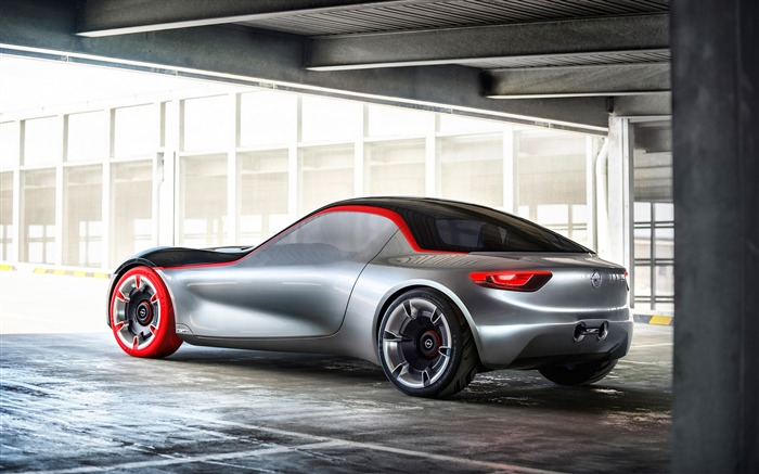 2016 Opel GT Concept Auto HD Wallpaper 03 Views:1443