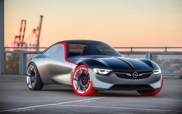 2016 Opel GT Concept Auto HD Wallpaper 05 Views:1439