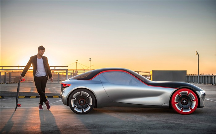 2016 Opel GT Concept Auto HD Wallpaper 07 Views:1676
