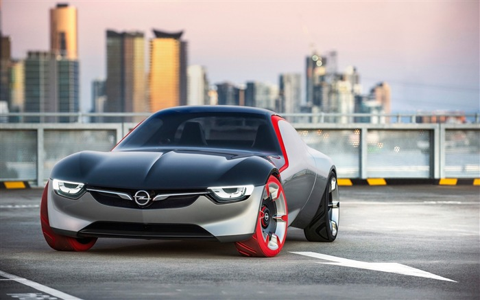 2016 Opel GT Concept Auto HD Wallpaper 08 Views:1787