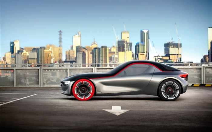 2016 Opel GT Concept Auto HD Wallpaper 09 Views:1524