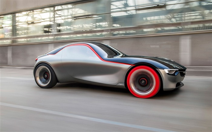 2016 Opel GT Concept Auto HD Wallpaper 10 Views:1757