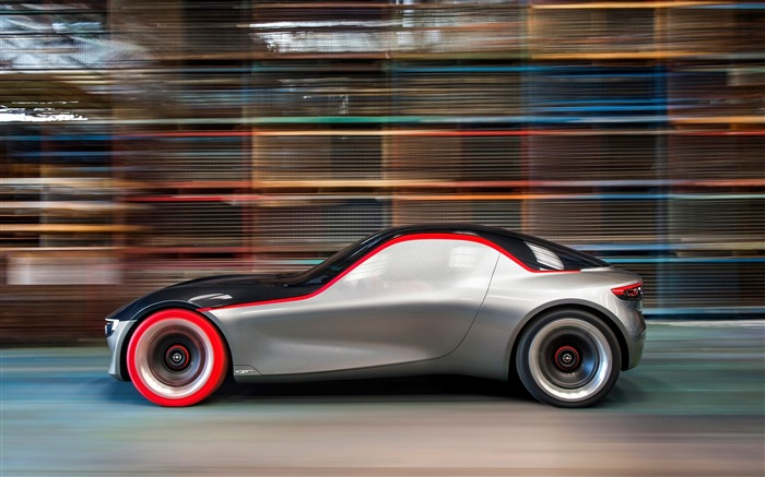 2016 Opel GT Concept Auto HD Wallpaper 13 Views:1735