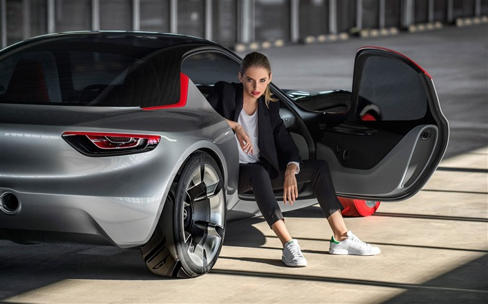 2016 Opel GT Concept Auto HD Wallpaper 14 Views:2625