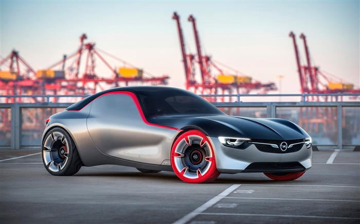 2016 Opel GT Concept Auto HD Wallpaper Views:6121