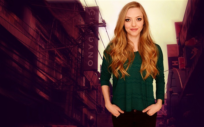 Amanda Seyfried 2016-Beauty Photo High Quality Wallpapers Views:1852