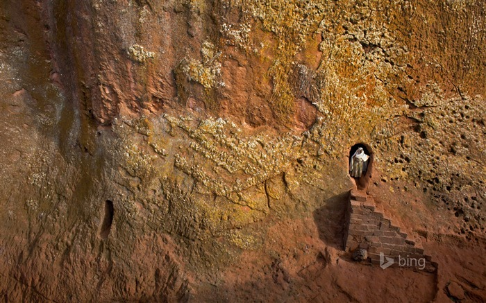 Amanuel in Lalibela Ethiopia-2016 Bing Desktop Wallpaper Views:1440