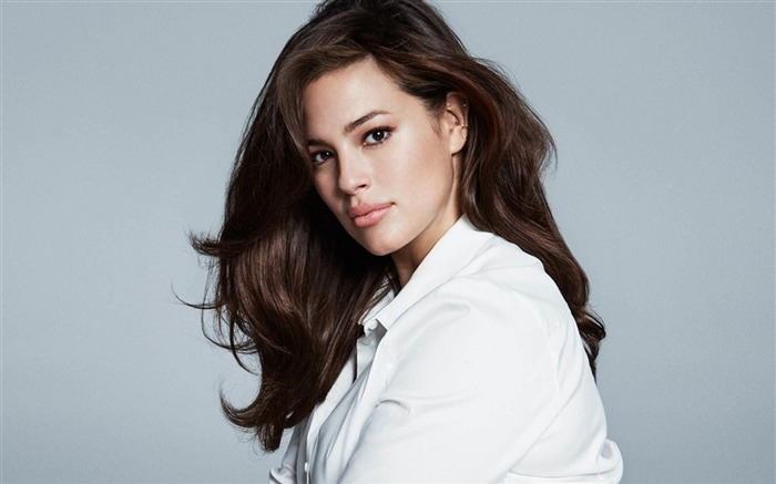 Ashley Graham model brunette-High Quality HD Wallpaper Views:2504