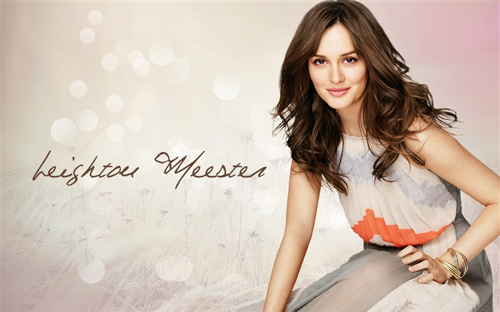 Leighton Meester 2016-Beauty Photo High Quality Wallpaper Views:1212
