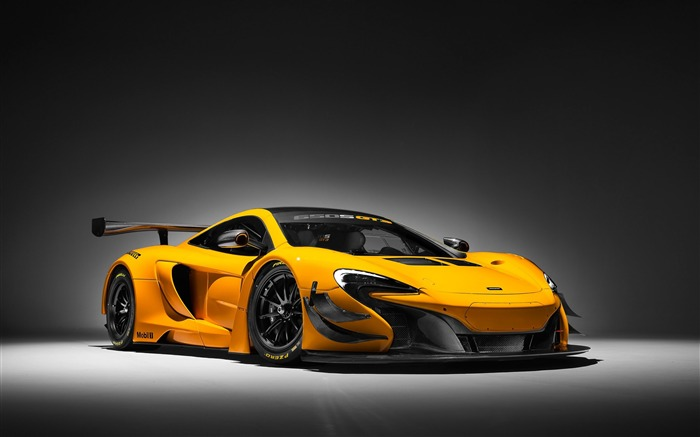 Mclaren 650s gt3 2016-Luxury Car HD Wallpaper Views:1218