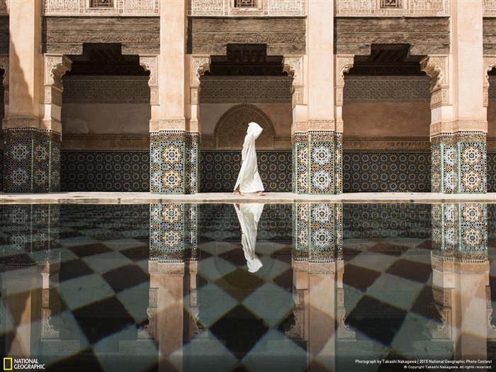 Morocco Ben Youssef-2015 National Geographic Wallpaper Views:2039