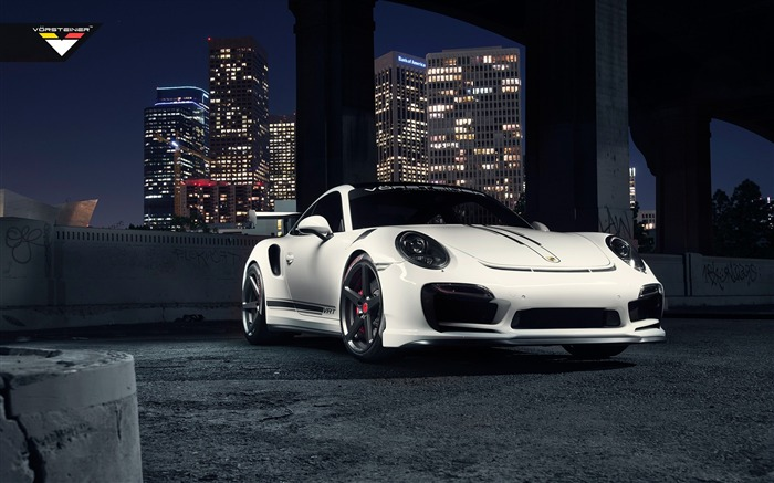 Vorsteiner porsche turbo-Luxury Car HD Wallpaper Views:1077