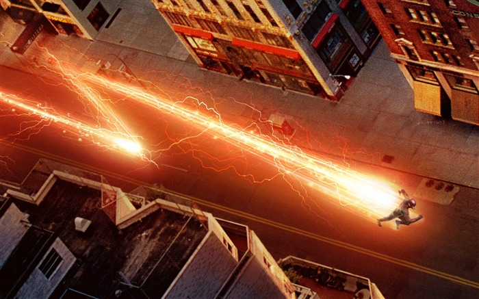 2016 Barry the flash-Movie High Quality Wallpaper Views:2380