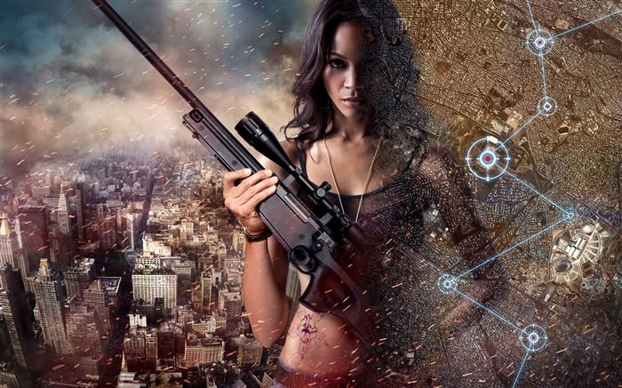 2016 Colombiana-Movie High Quality Wallpaper Views:2609