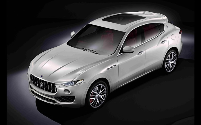 2016 Maserati Levante Luxury Car HD Wallpaper 05 Views:2863 Date:3/4/2016 8:52:37 AM