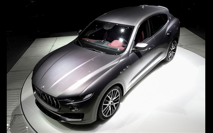 2016 Maserati Levante Luxury Car HD Wallpaper 10 Views:2652 Date:3/4/2016 8:54:57 AM