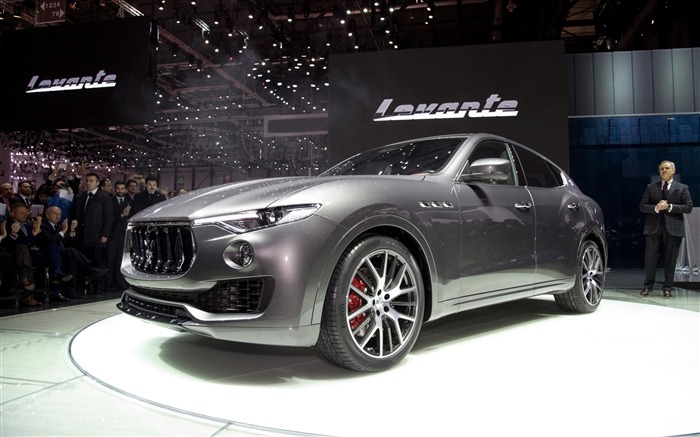 2016 Maserati Levante Luxury Car HD Wallpaper 11 Views:2818 Date:3/4/2016 8:55:33 AM