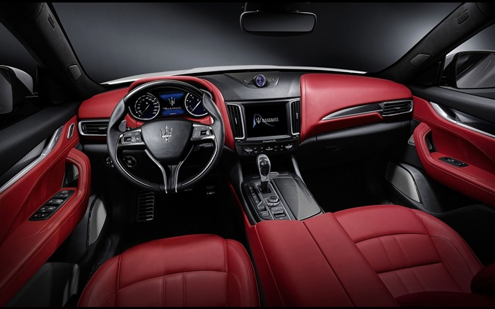 2016 Maserati Levante Luxury Car HD Wallpaper 15 Views:2856 Date:3/4/2016 8:57:58 AM