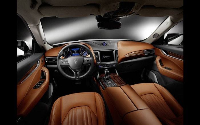 2016 Maserati Levante Luxury Car HD Wallpaper 17 Views:2393 Date:3/4/2016 9:00:14 AM