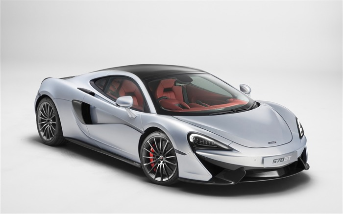 2016 McLaren 570GT Luxury Car HD Wallpaper Views:8270