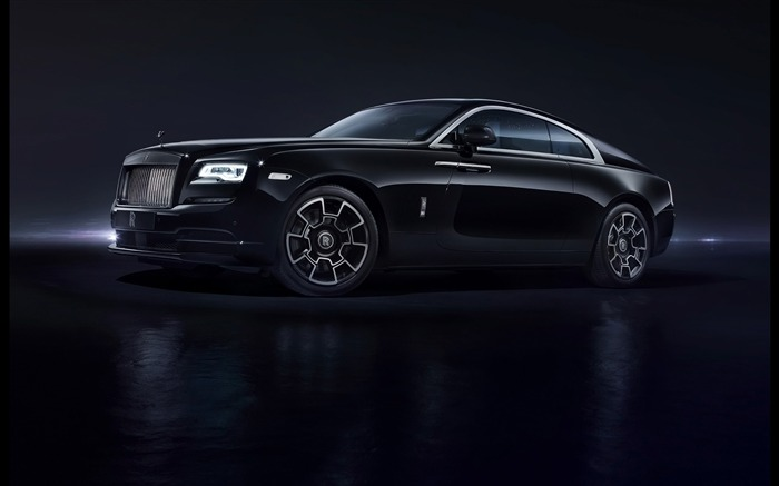 2016 Rolls-Royce Black Badge Auto HD Wallpaper Views:11455