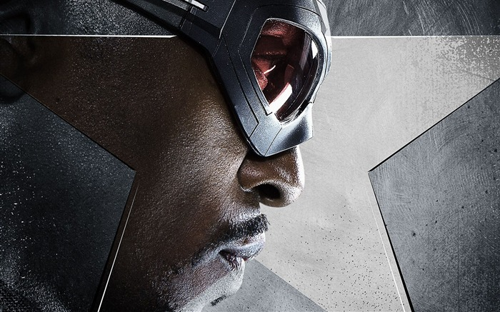 Anthony Mackie-Captain America 3 Civil War Wallpaper Views:1569