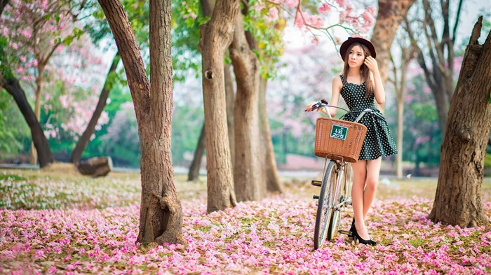 China sexy fashion beauty model photo wallpaper 03 Views:2339