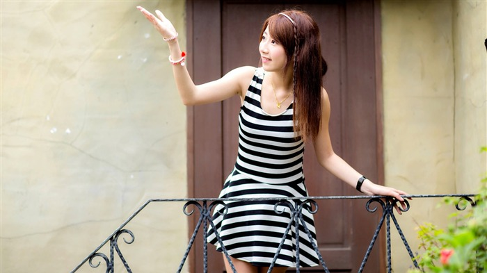 China sexy fashion beauty model photo wallpaper 08 Views:1622