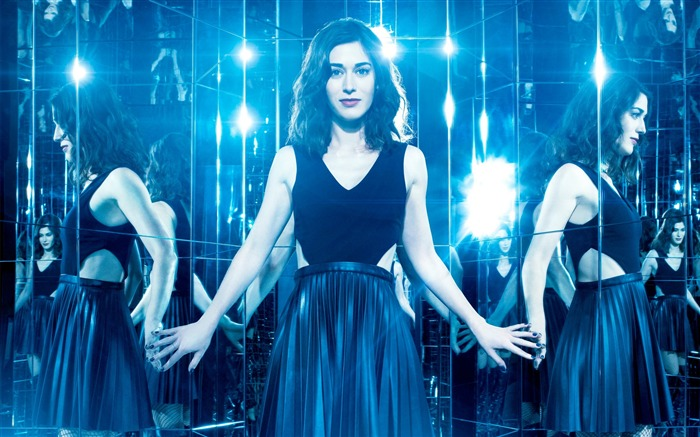 Lizzy caplan now you see me-Movie High Quality Wallpaper Views:1892