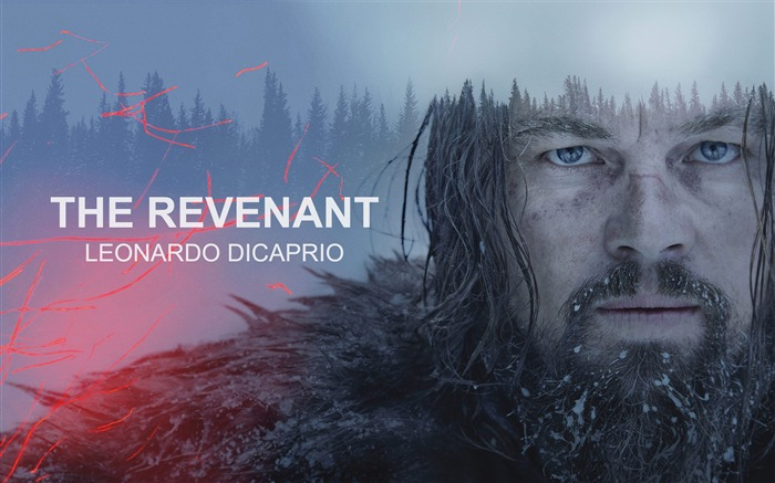 The Revenant 2016 Leonardo DiCaprio HD Wallpaper Views:11569