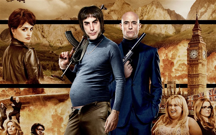 The brothers grimsby 2016-Movie High Quality Wallpaper Views:1225